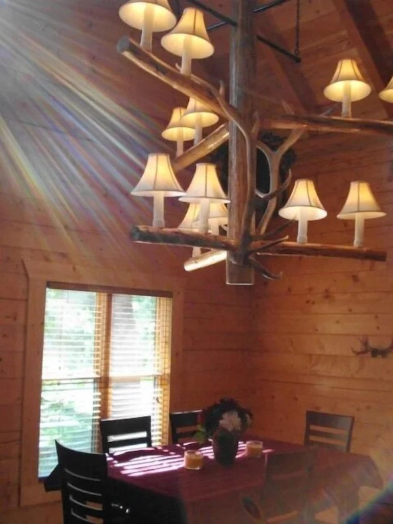 cabins to rent in blue eye mo