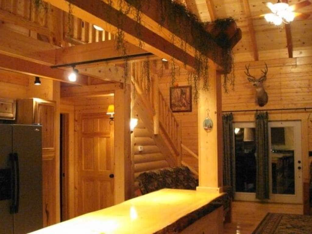 luxury cabin rentals Table Rock mo